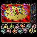 Free Set Festive Ribbons Stock Photos - 6183233