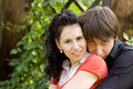 Free Attractive Couple Together Royalty Free Stock Photography - 6185547