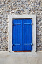Free Window With Blue Shutter Stock Photo - 6187380