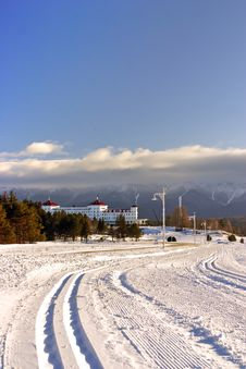 Free Bretton Woods, New Hampshire Royalty Free Stock Photos - 6180318