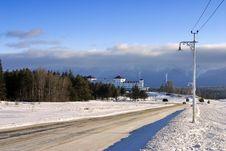 Free Bretton Woods, New Hampshire Stock Photos - 6180323