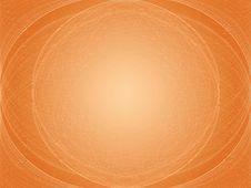 Free Orange Orb Royalty Free Stock Photo - 6180715