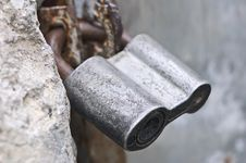 Free Old Padlock Royalty Free Stock Photos - 6182178