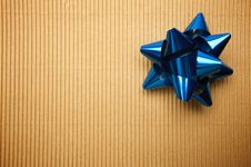 Free Corrugated Gift Box Stock Photo - 6182950