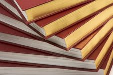 Free Stack Of Books Royalty Free Stock Photos - 6182998