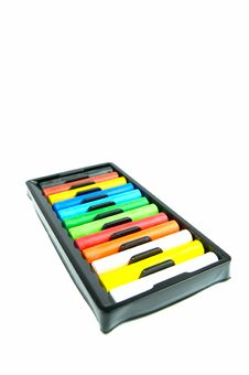 Free Oil Pastels Stock Photography - 6183032