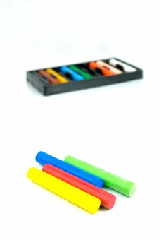 Free Oil Pastels Stock Images - 6183074