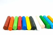 Free Oil Pastels Stock Images - 6183094