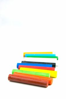 Free Oil Pastels Royalty Free Stock Images - 6183129