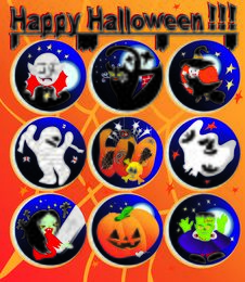 Free Halloween Background Vector Stock Images - 6183414
