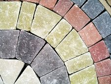 Free Paving Stones Royalty Free Stock Photo - 6183565