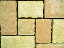 Free Paving Stones Royalty Free Stock Photography - 6183687