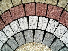 Free Paving Stones Royalty Free Stock Photo - 6183785