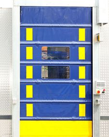 Free Cargo Door Royalty Free Stock Photos - 6184868