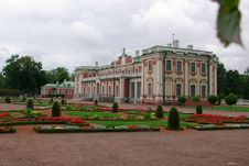 Historical Kadriorg Palace Stock Photos