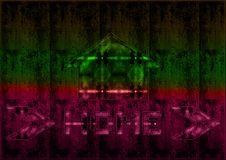Free Beware - Home Stock Image - 6185271