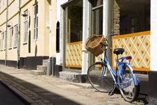 Free Bike In Amsterdam Stock Photos - 6185423
