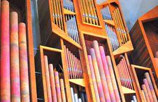 Free Pipe Organ Stock Photos - 6185473