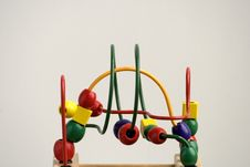 Free Wooden Toy For Children Royalty Free Stock Photo - 6185665