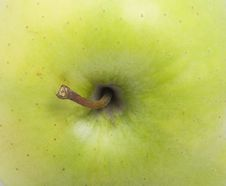 Free Green Apple Pattern Royalty Free Stock Photography - 6185757