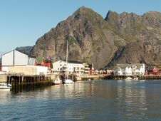Free Henningsvaer In Lofoten Stock Images - 6187324