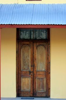 Free Door Stock Image - 6187491