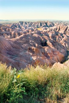 Free Badlands Royalty Free Stock Photo - 6188385
