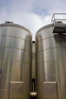 Free Two Tank Stock Image - 6188991
