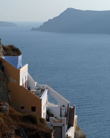 Free Santorini Stock Photography - 6189542