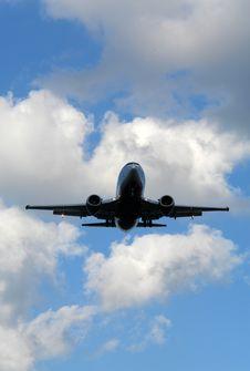 Free Airplane Royalty Free Stock Image - 6189596