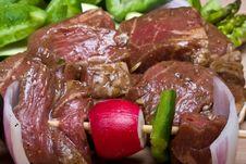 Free Meat Stick Stock Image - 6189631