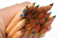 Free Pencils Stock Photos - 6189693