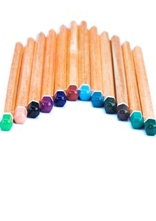 Free Pencils Royalty Free Stock Photography - 6189697