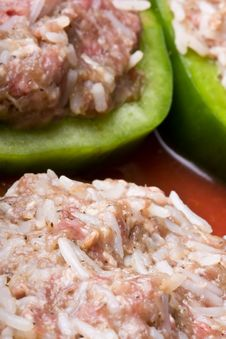 Free Stuffed Peppers Stock Image - 6189761