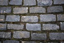 Free Cobble Stone Texture Royalty Free Stock Photos - 6189888