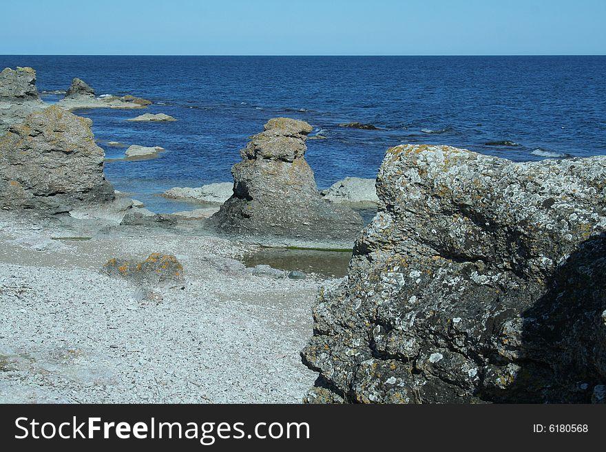 Seashore, Sweden