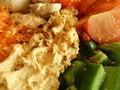 Free Cut Mixed Veggies Stock Photography - 6191362