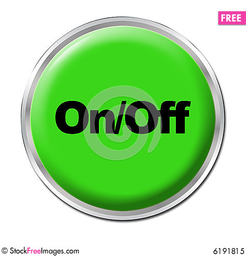 On/Off Button - Free Stock Photos & Images - 6191815 ...