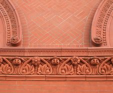 Free Brownstone Detail Royalty Free Stock Photography - 6190047