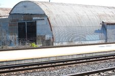 Free Quonset Hut Stock Photo - 6190290