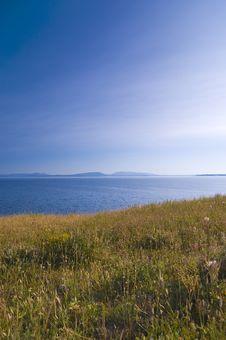 Free Yellowstone Lake Stock Image - 6190501