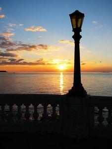 Free Dreamy Sunset 2 Stock Image - 6190641