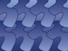 Free Blue Puzzle Stock Photos - 6190853