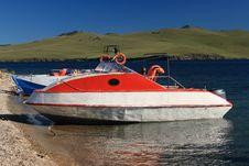Free Motor Boats Stock Photography - 6191012