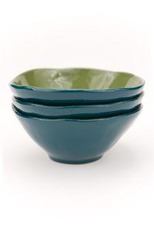 Free Turquoise Bowls Stock Photos - 6191263