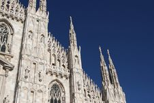 Free Milan S Dome Stock Images - 6191494