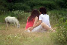 Free Couples Stock Image - 6192491