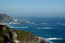 Free Ocean Shoreline Stock Photography - 6192622