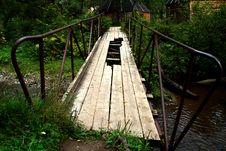 Free Old Bridge Royalty Free Stock Image - 6192826