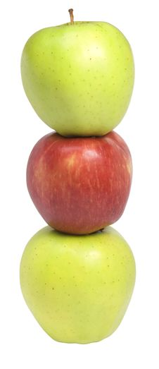 Free Red And Yellow Apples Stock Photo - 6193550